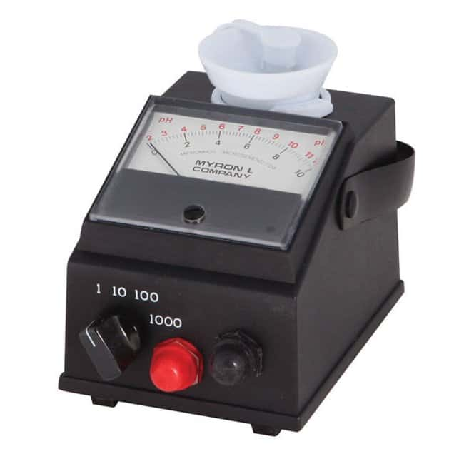 Cole-ParmerMyron L EP11/PH Analog pH/Conductivity Meter