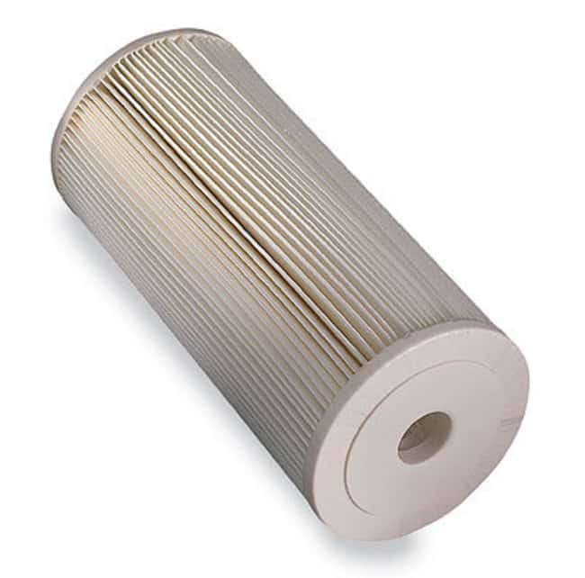 """Cole-ParmerBig Blue 255494-43 Filter cartridge, 20"""", pleated cellulose-polyester,"""