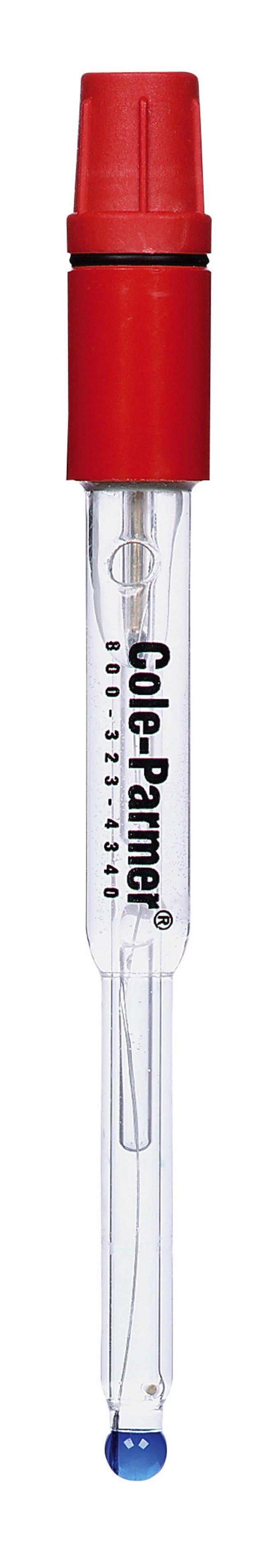Cole-ParmerCole-Parmer pH electrode, combination, rugged, glass body, interchangeble