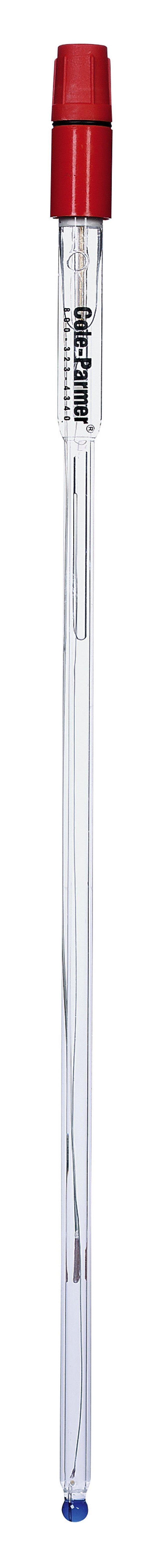 Cole-ParmerCole-Parmer Interchangeable Cable Refillable SJ Glass pH Probe;