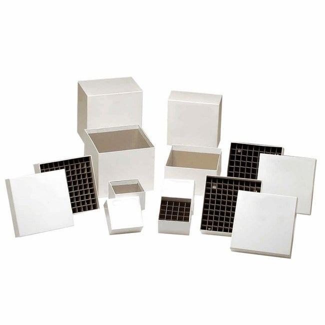 Cole-ParmerArgos Technologies PolarSafe Cardboard Freezer Box Divider,
