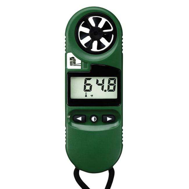 Cole-ParmerKestrel 0820 (GREEN) Pocket Thermo Wind Meter Plus