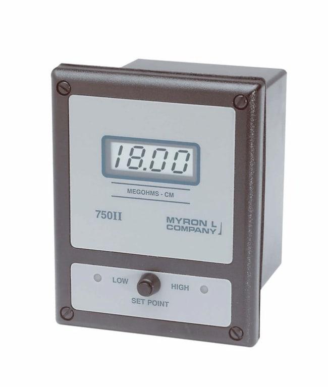 Cole-ParmerMyron L 753II-11 Digital Resistivity Controller, 0 to 20 MOhm
