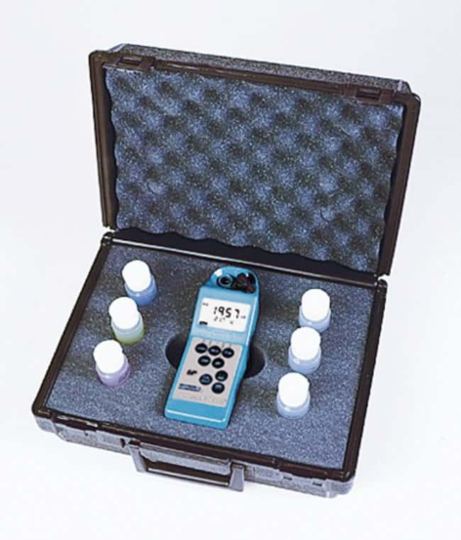 Cole-ParmerMyron L PKUU hardside protective case with calibration solutions,
