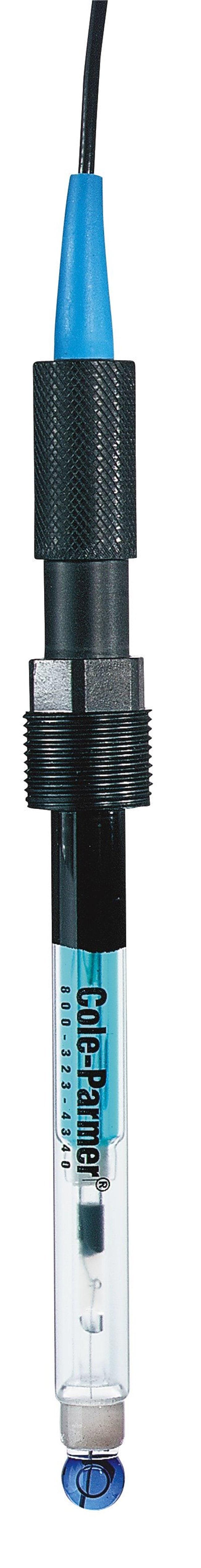 Cole-ParmerCole-Parmer Removable Blue Glass Double-Junction pH Electrode