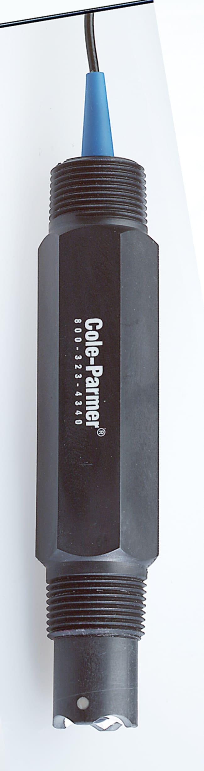 Cole-ParmerCole-Parmer Tuff-Tip pH Electrode 100 Ohm PT RTD(Mini Audio