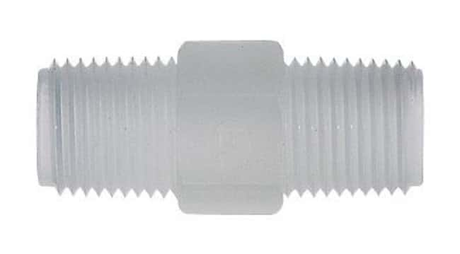 Cole-ParmerMasterflex Fitting, Polyethylene, Straight, Male Threaded Adapter,