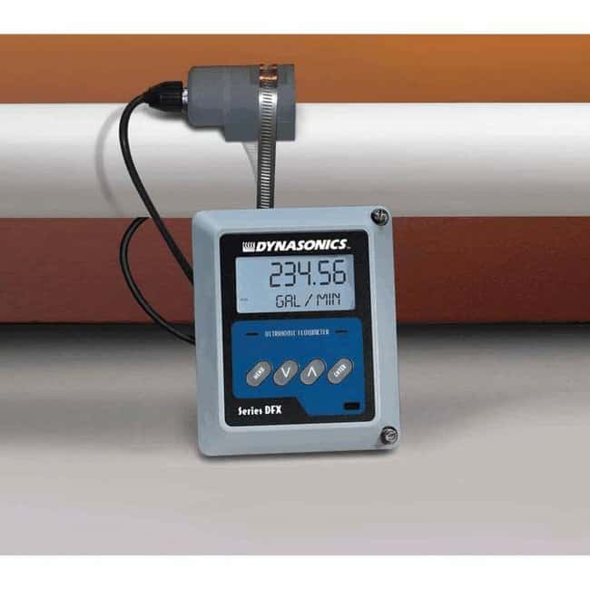 Cole-ParmerHedland DDFXD-A1NA-NN Doppler Flowmeter, 0.15 To 30 FPS, With
