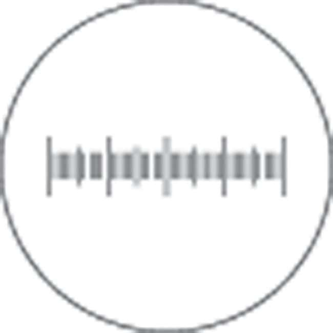 "Cole-ParmerMeiji Techno MA286 Microscope Stage Micrometer, 0.04""/0.001"""