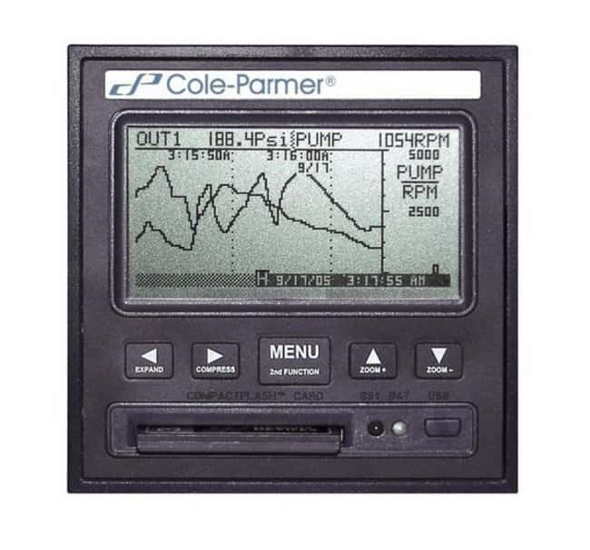 Cole-ParmerCole-Parmer 2 Channel Electronic Paperless Recorder, 100 to