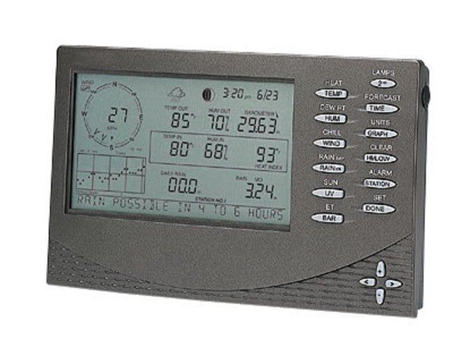 Cole-ParmerDavis Instruments Weather Station Console