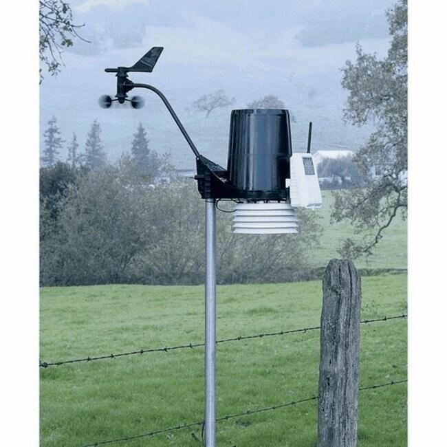 Cole-ParmerDavis Instruments 6162 Plus Wireless Weather Station; UV, Solar