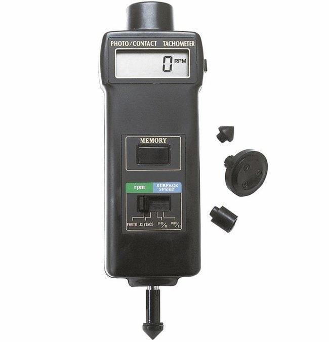 Cole-ParmerExtech 461895 Combination Optical/contact Tachometer