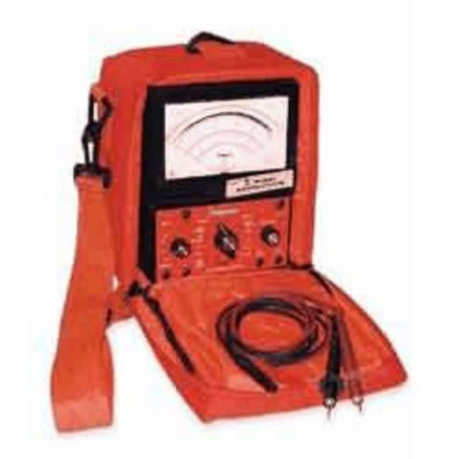 Cole-ParmerSimpson 260-9S  12397 Analog Safety Volt Ohm Meter with Case