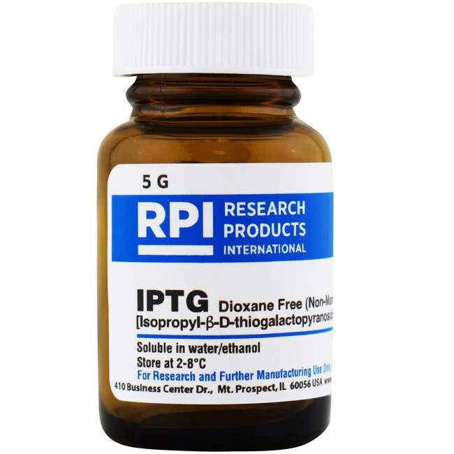 Research Products International CorpIsopropyl-B-D-thio-galactopyranoside