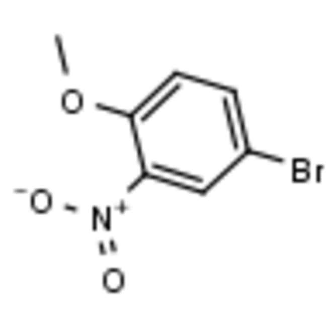 Frontier Scientific 250g 4-bromo-1-methoxy-2-nitrobenzene, 33693-00-3 MFCD00055529