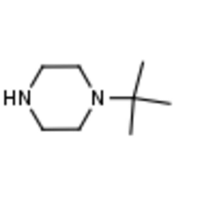 Frontier Scientific 25g 1-tert-butylpiperazine, 38216-72-7 MFCD00049359