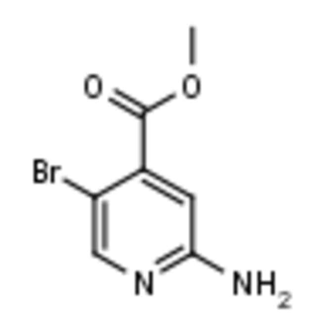 Frontier Scientific 100g methyl 2-amino-5-bromopyridine-4-carboxylate,