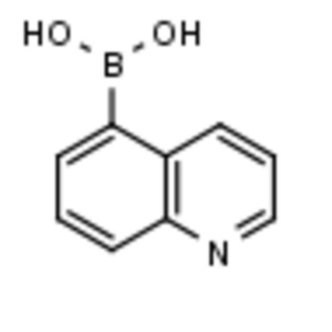 Frontier Scientific 50g quinolin-5-yl-5-boronic acid, 355386-94-6 MFCD03095058