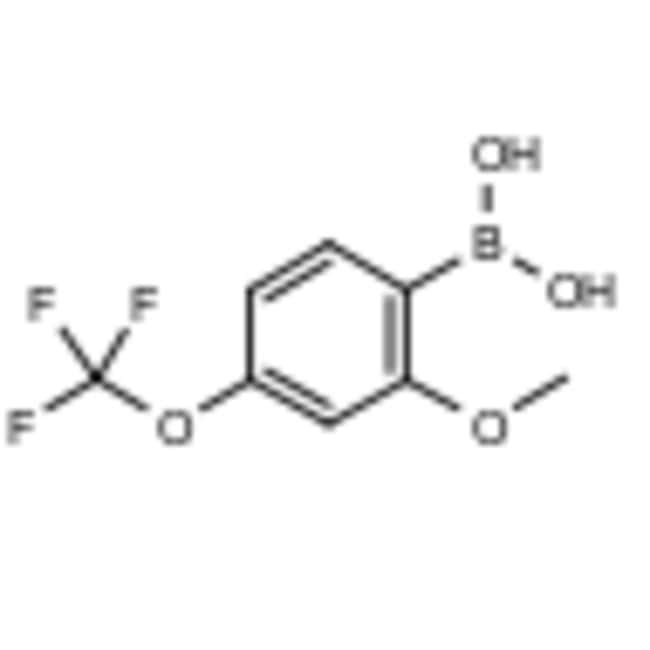 Frontier Scientific 1g 2-methoxy-4-(trifluoromethoxy)phenylboronic acid,