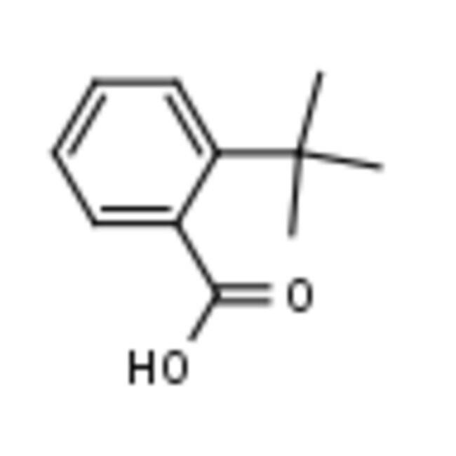 Frontier Scientific 5g 2-tert-butylbenzoic acid, 1077-58-3 MFCD09258829