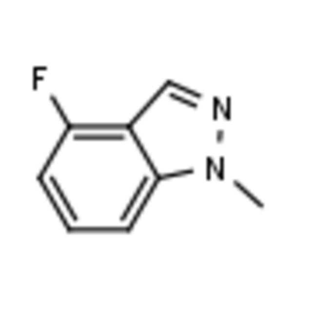 Frontier Scientific 25g 4-fluoro-1-methyl-1H-indazole, 1092961-07-3 MFCD11052635