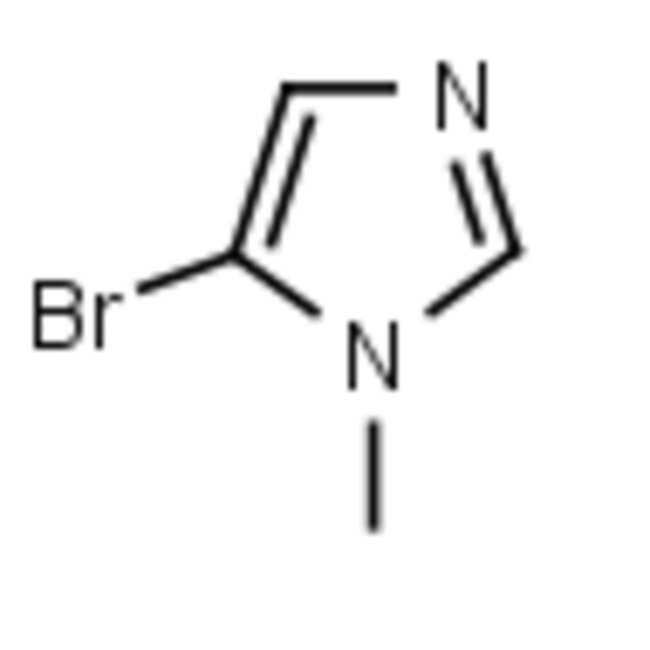 Frontier Scientific 25g 5-bromo-1-methyl-1H-imidazole, 1003-21-0 MFCD01632218