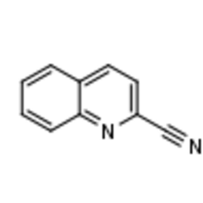 Frontier Scientific 50g quinoline-2-carbonitrile, 1436-43-7 MFCD00134341