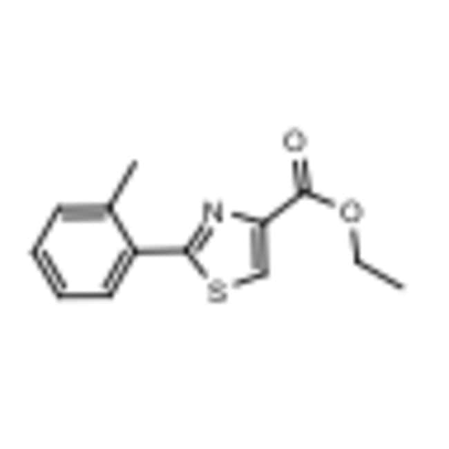Frontier Scientific 100g ethyl 2-o-tolylthiazole-4-carboxylate, 885278-51-3