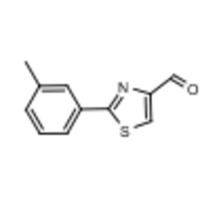 Frontier Scientific 1g 2-m-tolylthiazole-4-carbaldehyde, 92422-79-2 MFCD06738367