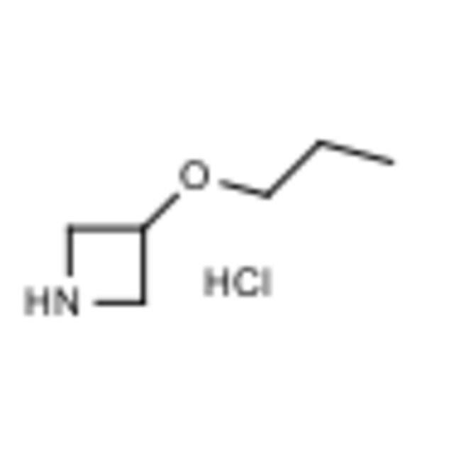 Frontier Scientific 25g 3-propoxyazetidine hydrochloride, 897019-55-5 MFCD06804557