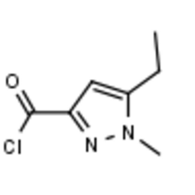 Frontier Scientific 5g 5-ethyl-1-methyl-1H-pyrazole-3-carbonyl chloride,
