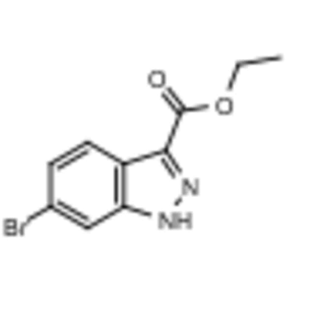 Frontier Scientific 1g ethyl 6-bromo-1H-indazole-3-carboxylate, 885272-94-6