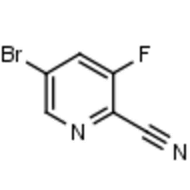 Frontier Scientific 100g 5-bromo-3-fluoropyridine-2-carbonitrile, 886373-28-0