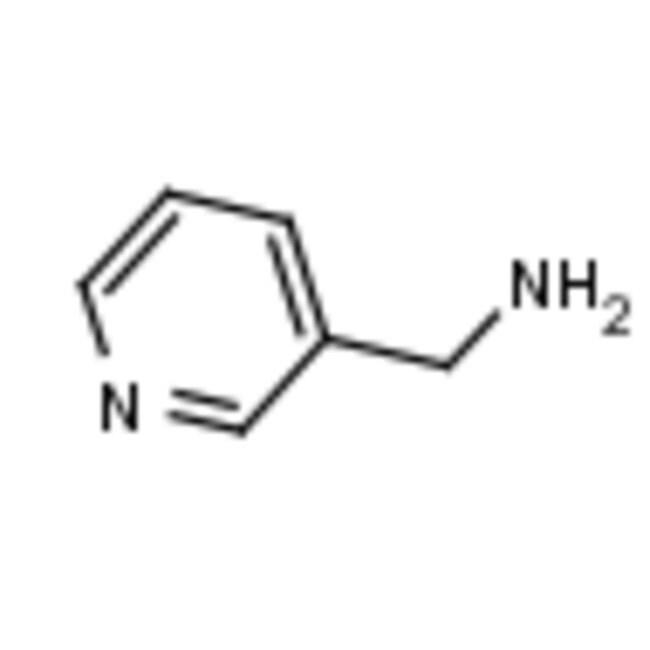 Frontier Scientific 1kg (pyridin-3-yl)methanamine, 3731-52-0 MFCD00006412