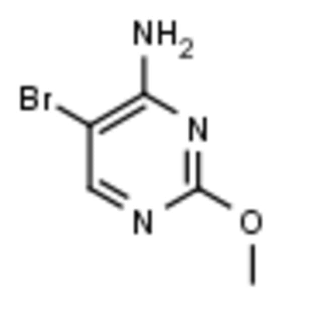 Frontier Scientific 10g 5-bromo-2-methoxypyrimidin-4-amine, 148214-56-6