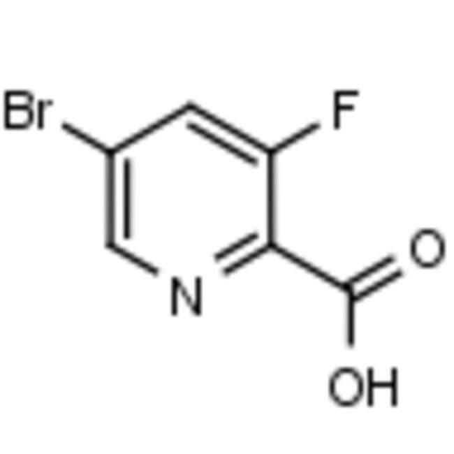 Frontier Scientific 50g 5-bromo-3-fluoropyridine-2-carboxylic acid, 669066-91-5