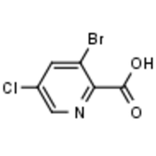 Frontier Scientific 10g 3-bromo-5-chloropyridine-2-carboxylic acid, 1189513-50-5