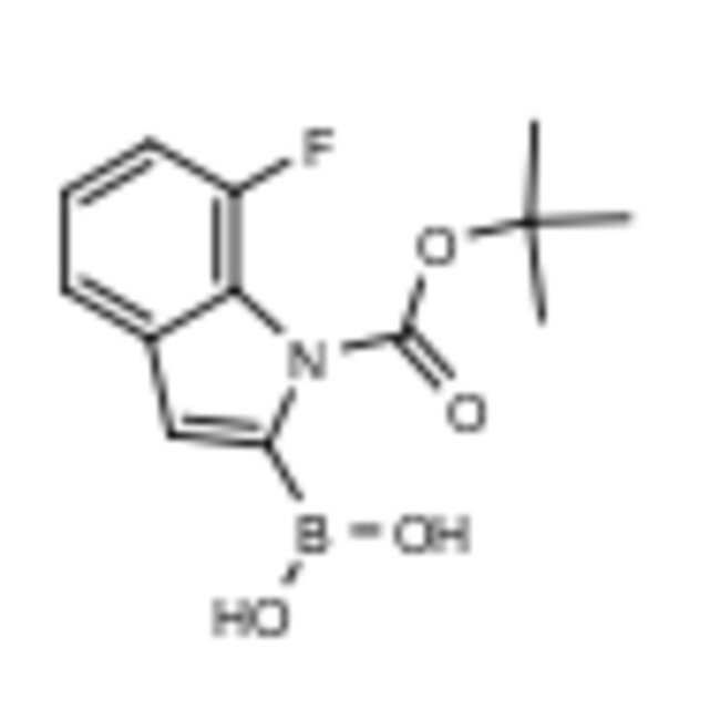 Frontier Scientific 1g 1-(tert-butoxycarbonyl)-7-fluoro-1H-indol-2-yl-2-boronic
