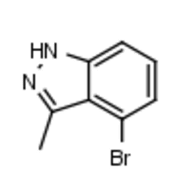 Frontier Scientific 10g 4-bromo-3-methyl-1H-indazole, 1159511-73-5 MFCD09743499