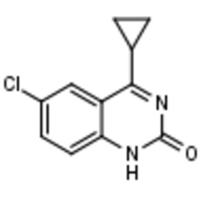 Frontier Scientific 1g 6-chloro-4-cyclopropylquinazolin-2(1H)-one, 150878-36-7