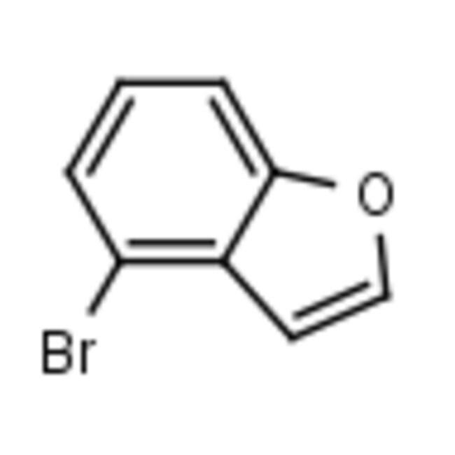 Frontier Scientific 1g 4-bromobenzofuran, 128868-60-0 MFCD09056755  4-BROMOBENZOFURAN1G