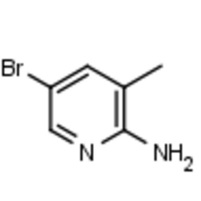 Frontier Scientific 250g 5-bromo-3-methylpyridin-2-amine, 3430-21-5 MFCD00068232