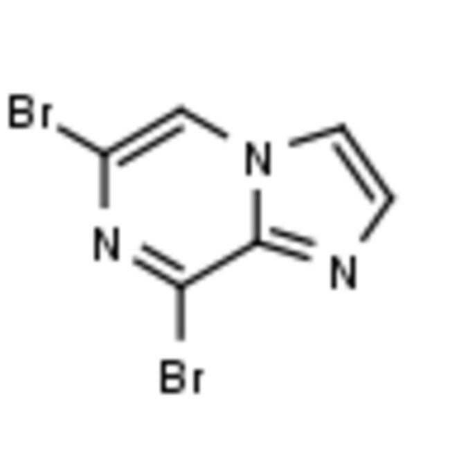 Frontier Scientific 250g 6,8-dibromoimidazo[1,2-a]pyrazine, 63744-22-9