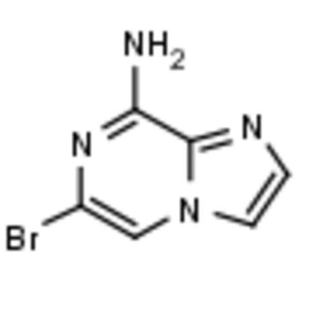 Frontier Scientific 5g 6-bromoimidazo[1,2-a]pyrazin-8-amine, 117718-84-0