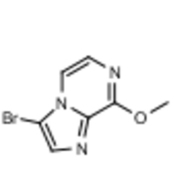 Frontier Scientific 1g 3-bromo-8-methoxyimidazo[1,2-a]pyrazine, 91775-62-1