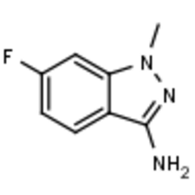 Frontier Scientific 5g 6-fluoro-1-methyl-1H-indazol-3-amine, 171809-13-5