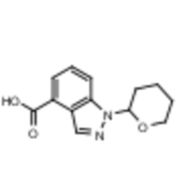 Frontier Scientific 10g 1-(tetrahydro-2H-pyran-2-yl)-1H-indazole-4-carboxylic