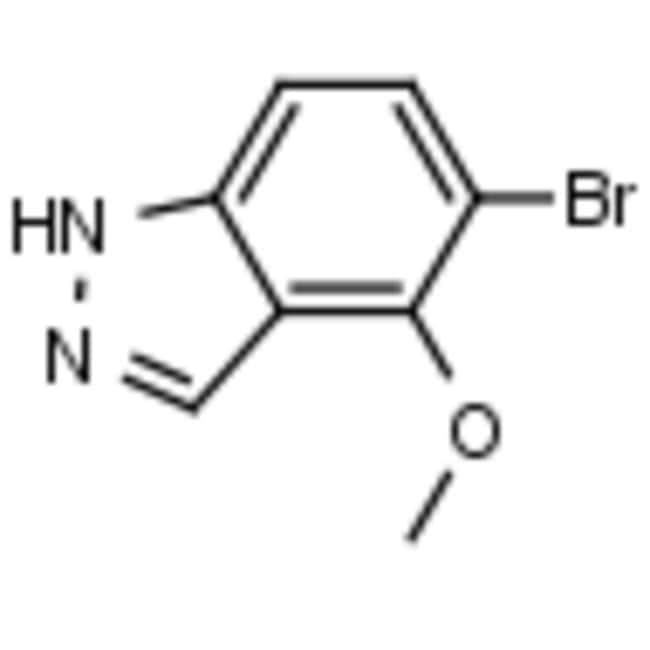Frontier Scientific 1g 5-bromo-4-methoxy-1H-indazole, 850363-67-6 MFCD09261245