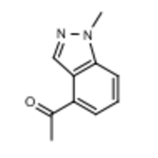 Frontier Scientific 1g 1-(1-methyl-1H-indazol-4-yl)ethanone, 1159511-23-5